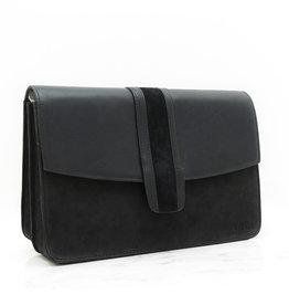 Détail Bag Harmony black / black suede