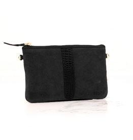 Détail Bag Pure black / black snake