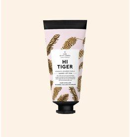 The Gift Label Hand cream tube - Hi tiger