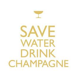 Paperproducts Design Napkin 25x25 cm 'drink champagne' 20 pcs