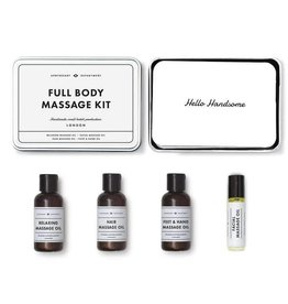 Men's Society Men's Society full body massage kit