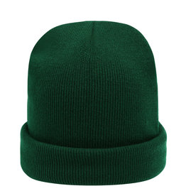 With love Beanie rainbow colors - green