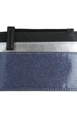 With love Wallet trio blue