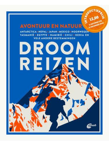 Lannoo Uitgeverij Droomreizen - avontuur en natuur