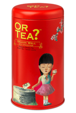 Or Tea? Ortea? Dragon well with osmanthus
