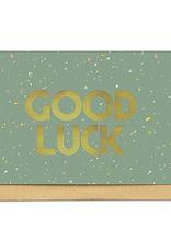 Enfant Terrible Enfant Terrible card  + enveloppe 'good luck'