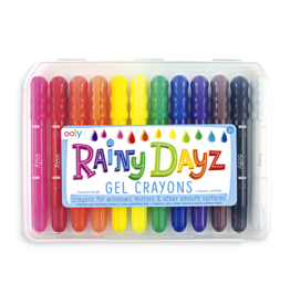 Ooly Ooly - Rainy days gel crayons