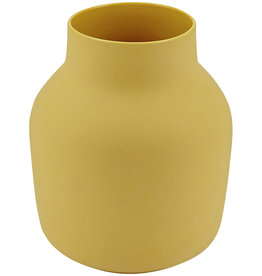 Liv Interior Vase MIO yellow 15x18 cm