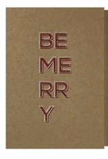 Papette Papette XMAS  'Be merry'