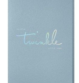 Papette Papette XMAS blue 'Twinkle twinkle little star'
