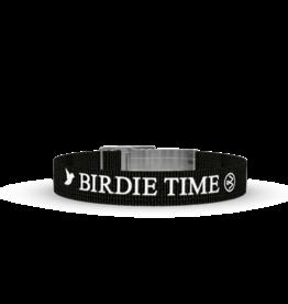 Wonderbuckle Wonderbuckle sillicone bracelet 'Birdie time'
