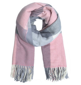 With love Scarf baby i'ts cold - pink