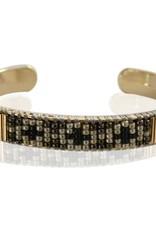 Casa de Chi Bracelet Lea gold - bronze