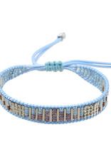 Casa de Chi Bracelet wave - blue