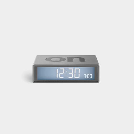 Lexon Flip travel silver 8,4 x 5,2 x 2,4 cm