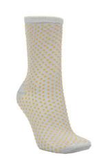 Becksondergaard Dina Small Dots Honey Yellow Socks 39/41