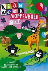 Lannoo Uitgeverij Het kidsweek moppenboek - dieren