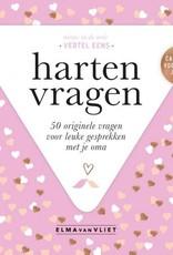 Lannoo Uitgeverij Vertel eens - hartenvragen oma