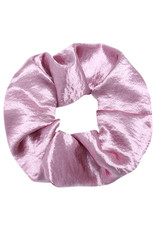 With love Scrunchie satin lila
