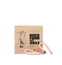 Kreafunk Kreafunk bGem in-ear headphones Dusty Pink