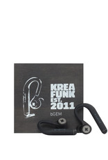 Kreafunk Kreafunk bGem in-ear headphones Black edition