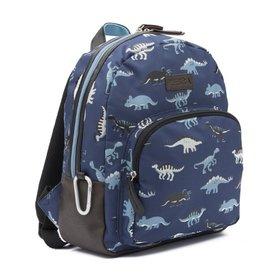 Zebra Zebra backpack dino blue 30x25x11cm