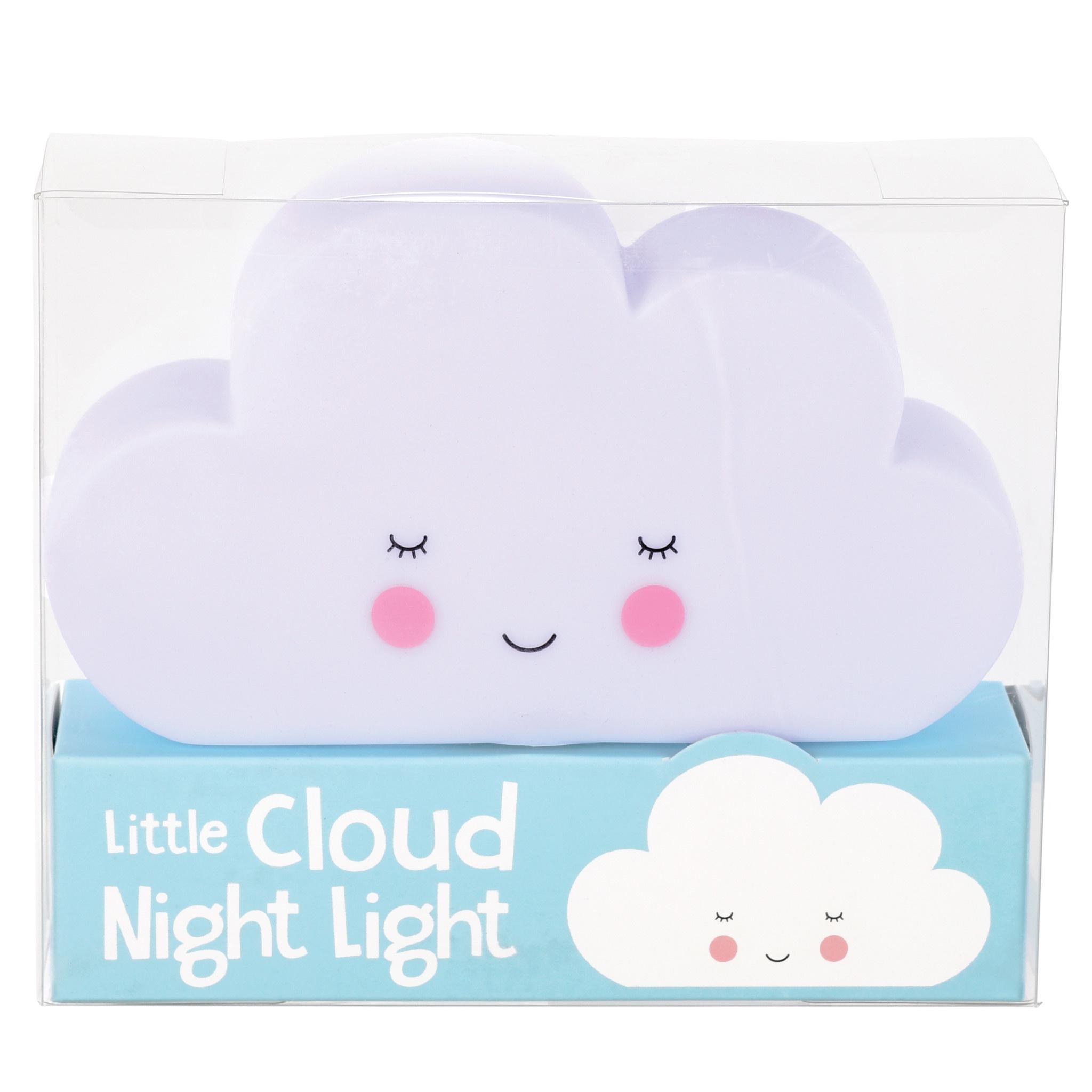 Rex London Little cloud night light LED