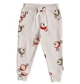 Snurk Bedding Snurk teddy & chimp pants size 116