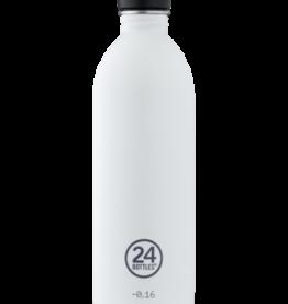 24Bottles 24Bottles urban bottle 1L Ice white