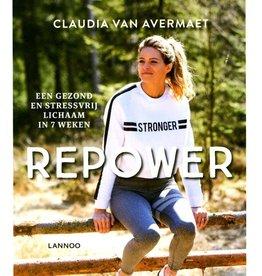 Lannoo Uitgeverij Repower - Claudia Van Avermaet