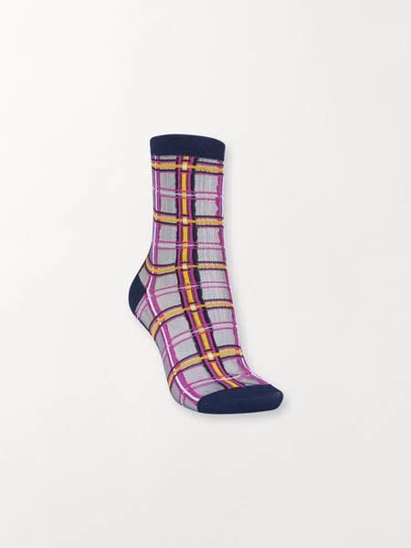 Beck Söndergaard Dagmar multi check socks