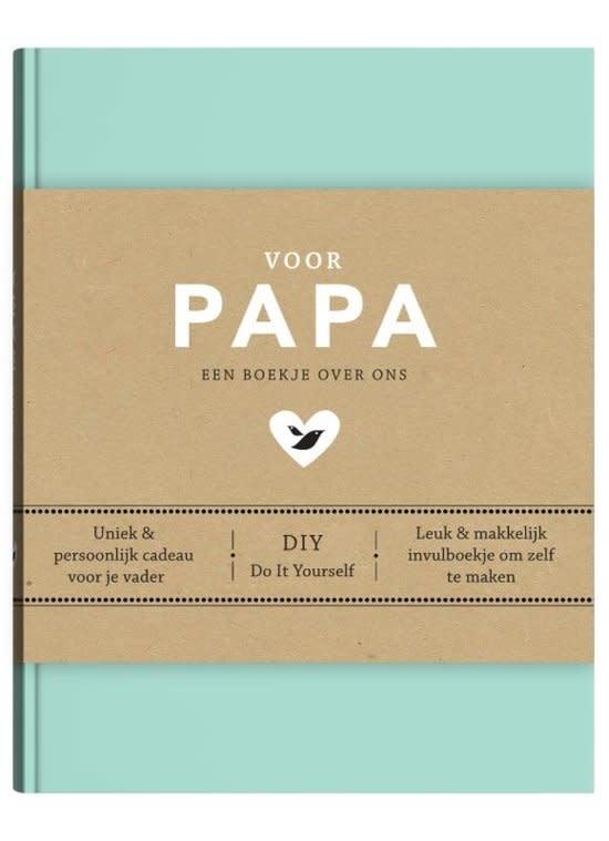 Lannoo Uitgeverij Voor papa