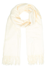 With love Scarf chilled off white