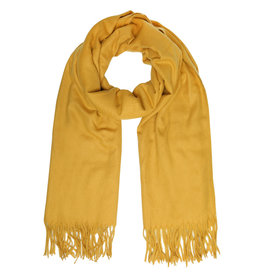 With love Scarf chilled yellow