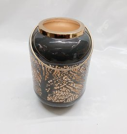 Branded By Metal lantern Tree grey 26 cm