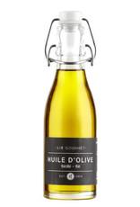 Lie Gourmet Olive oil basilico - bio 200 ml.