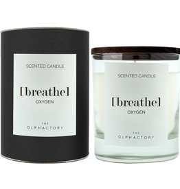 The Olphactory Scented candle - Breathe 'Oxygen' 200 gr.