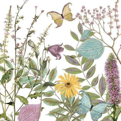 Paperproducts Design Napkin 25x25 cm 'Kensington garden' 20 pcs