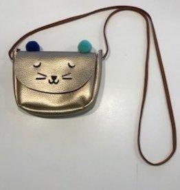 De Houtkraam Handbag kids - cat