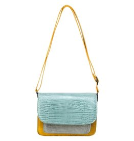 With love Bag glamour light blue 21 cm x 16.50 cm