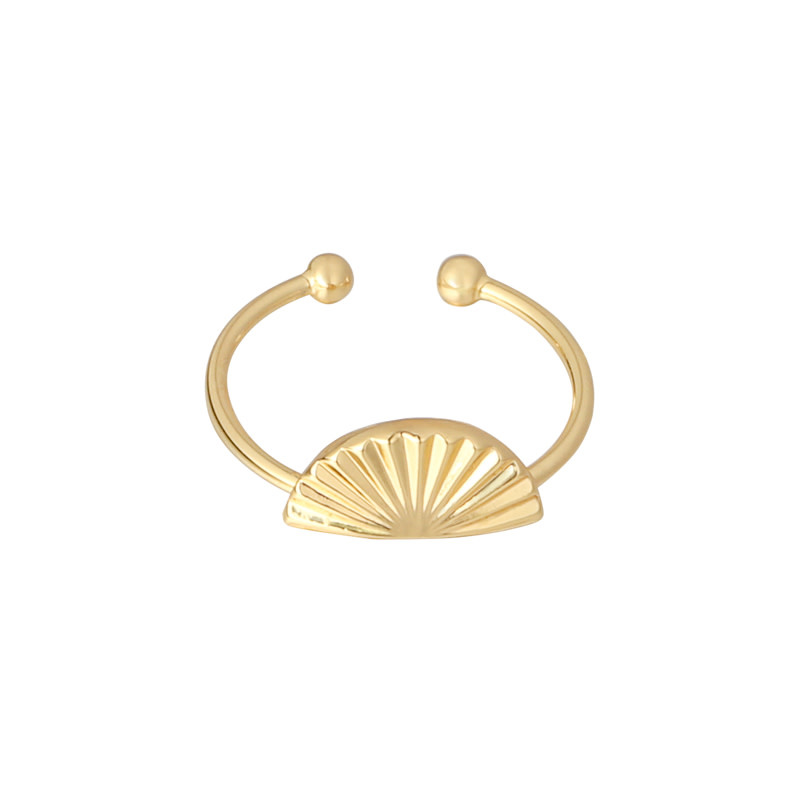 With love With Love ring - shell gold