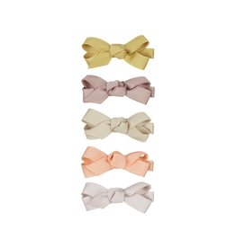 Mimi & Lula Mini Florence bow clips