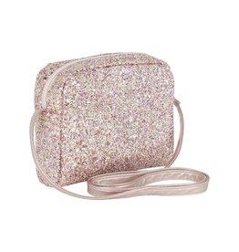 Mimi & Lula Mimi glitter bag pink
