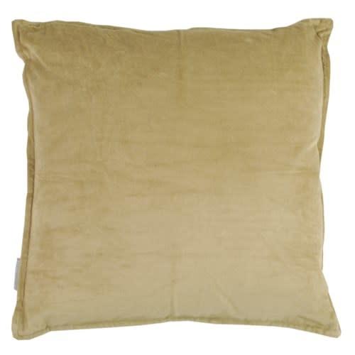 Goround Interior Cushion velvet Beige 45 x 45 cm