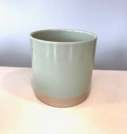 Eno flower pot soft mint 13 x 13 cm