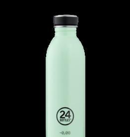 24Bottles 24Bottles urban bottle 050 Aqua green