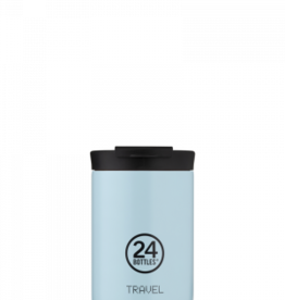 24Bottles 24Bottles travel tumbler 35 cl Cloud blue