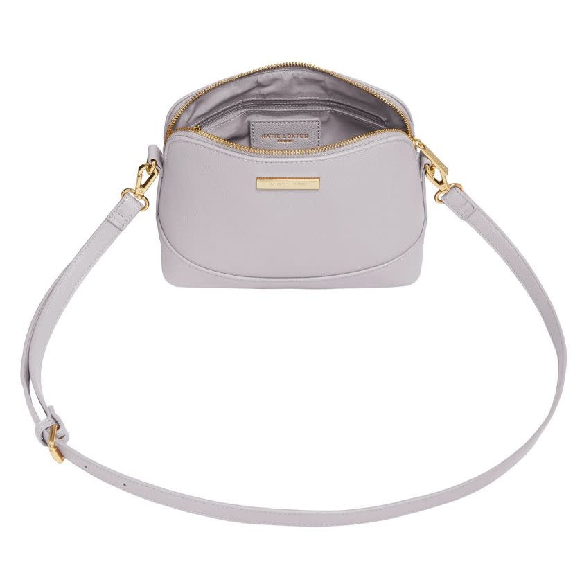 Katie Loxton Katie Loxton Harper crossbody bag - grey 17 x 23 x 10 cm