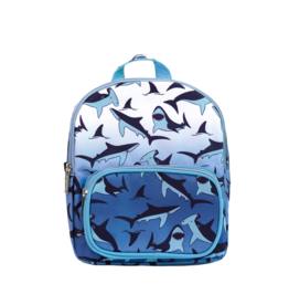 Caramel & cie Mini backpack sharks