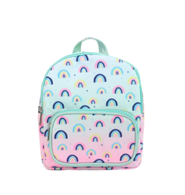Caramel & cie Mini backpack rainbow